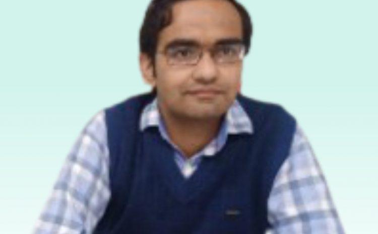 Dr. Sandeep Antil